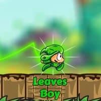 Leaves Boy